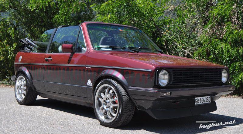 for sale vw golf 1 cabrio mit vielen neuteilen und neues. Black Bedroom Furniture Sets. Home Design Ideas
