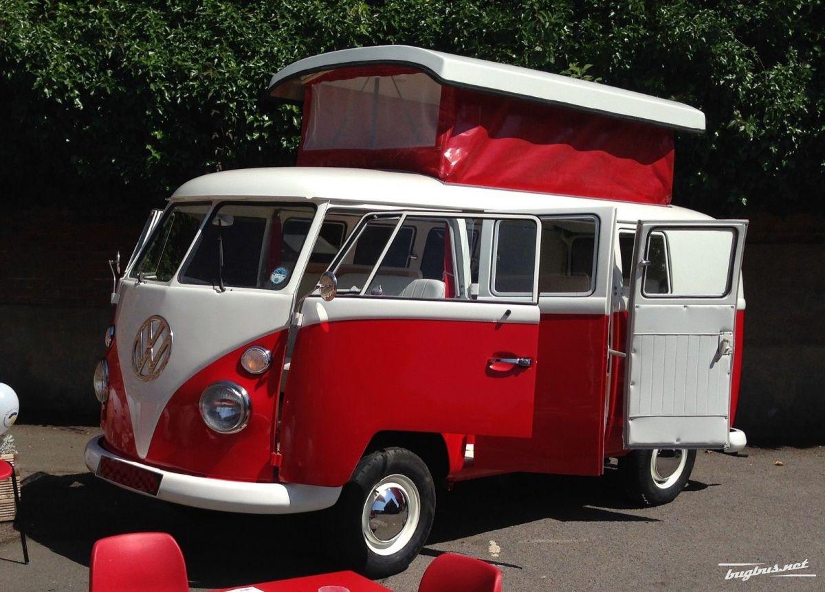 Kombi Samba Sundial SO42 Riviera Westfalia Split Window Campmobile ...