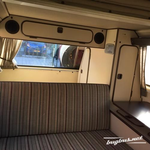 Te koop vw t3 westfalia joker camper 1985 chf 4000 for Interieur westfalia t3