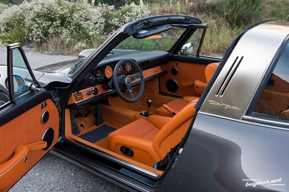 Vends Porsche 911 Targa Restored By Singer For Sale Usd 432000