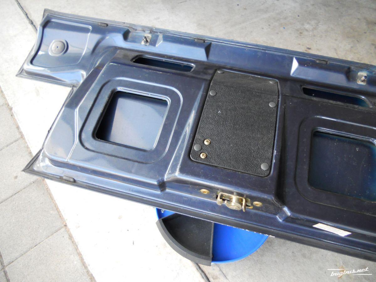 verkaufe kofferraumdeckel golf 1 cabrio chf 180. Black Bedroom Furniture Sets. Home Design Ideas