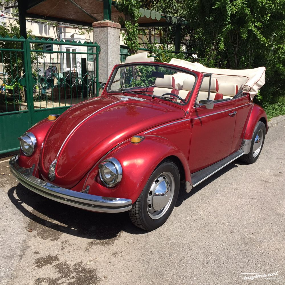 for sale volkswagen beetle 1970 cabrio eur 13000. Black Bedroom Furniture Sets. Home Design Ideas