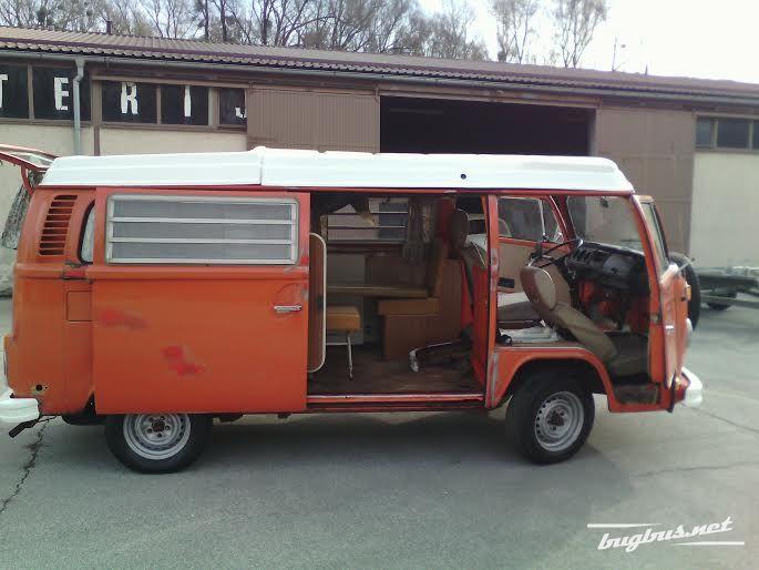 for sale vw t2 westfalia 1973 eur. Black Bedroom Furniture Sets. Home Design Ideas