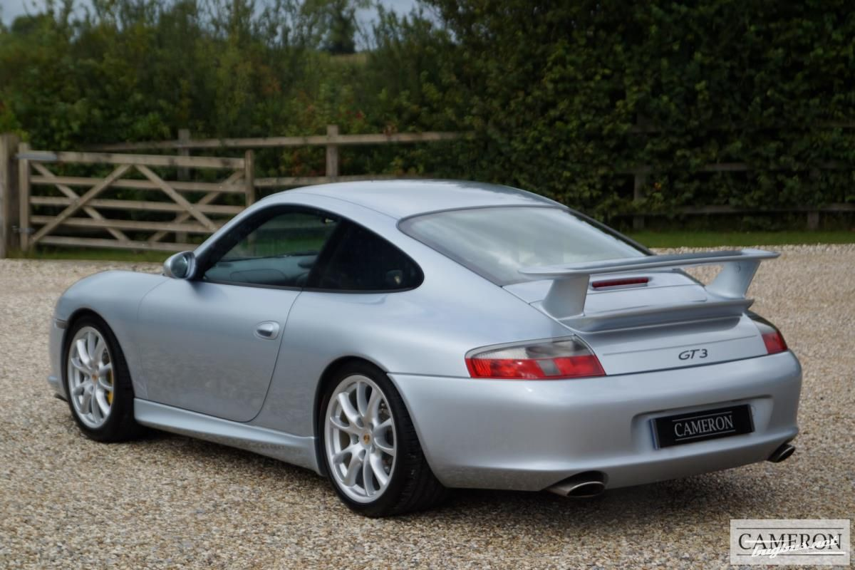 All Types 2003 911 : For sale - Porsche 911 Gt3 (2003) , GBP 69990