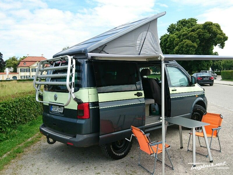 vendo vw t5 4motion multivan beach california seikel. Black Bedroom Furniture Sets. Home Design Ideas