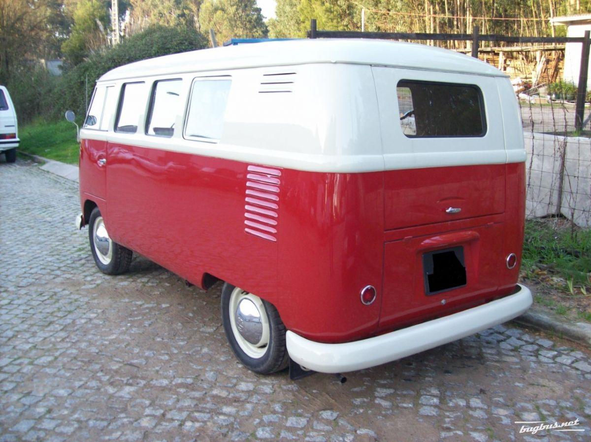 for sale vw combi split t1 de 1960 chf 5000. Black Bedroom Furniture Sets. Home Design Ideas