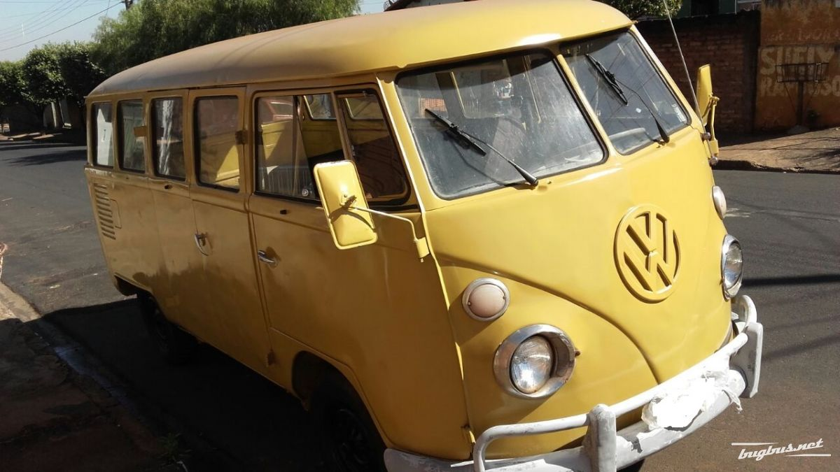 for sale volkswagen t1 kombi made by vw brazil 1972. Black Bedroom Furniture Sets. Home Design Ideas