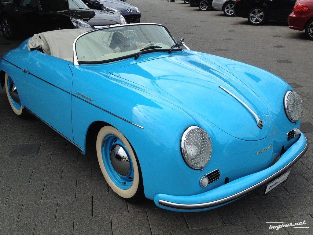 Te Koop Porsche 356 Vw Speedster Replica Chf 70000