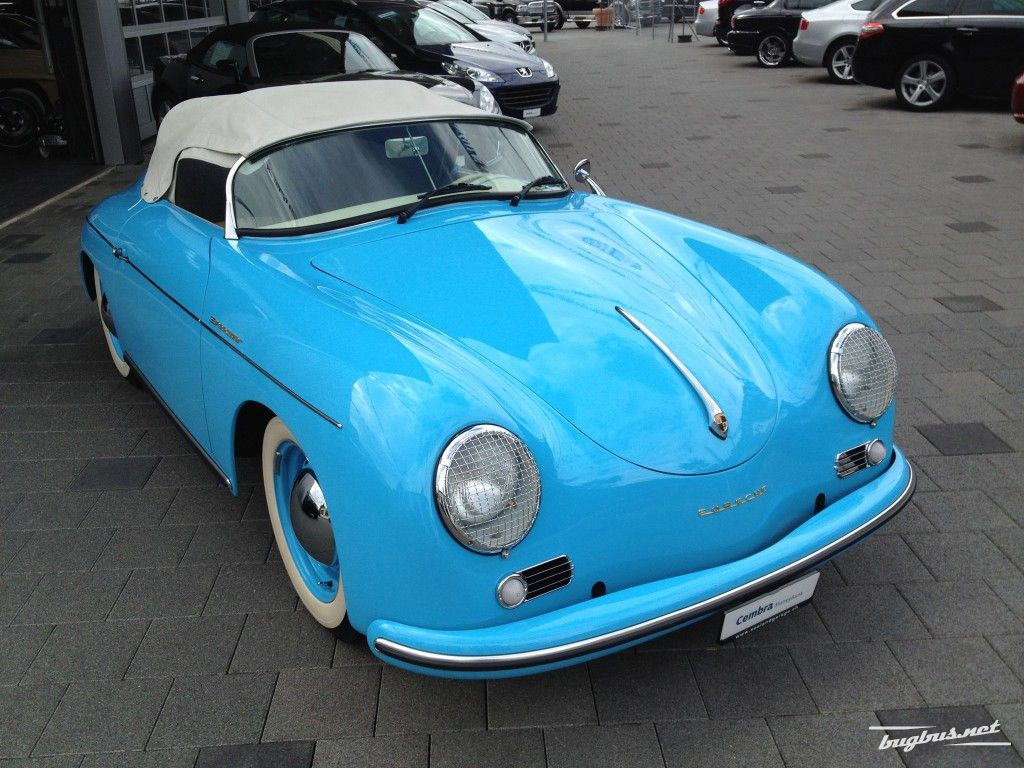 For Sale Porsche 356 Vw Speedster Replica Chf 70000