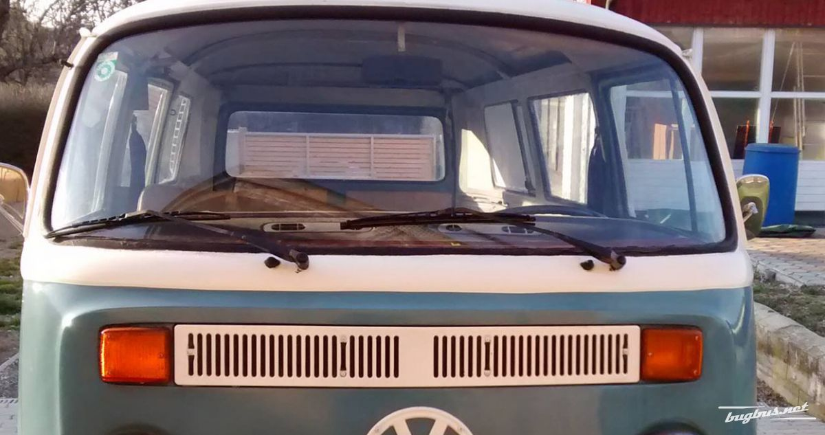 verkaufe vw t2 frontscheibe bay window front glas eur 45. Black Bedroom Furniture Sets. Home Design Ideas