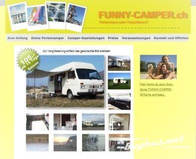 for sale vw camper mieten g nstig schweiz chf 85. Black Bedroom Furniture Sets. Home Design Ideas