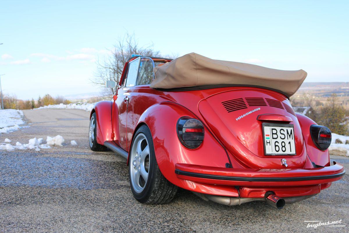 For sale - VW KÄFER 1303 Cabrio mit Porsche Teile , EUR 45000