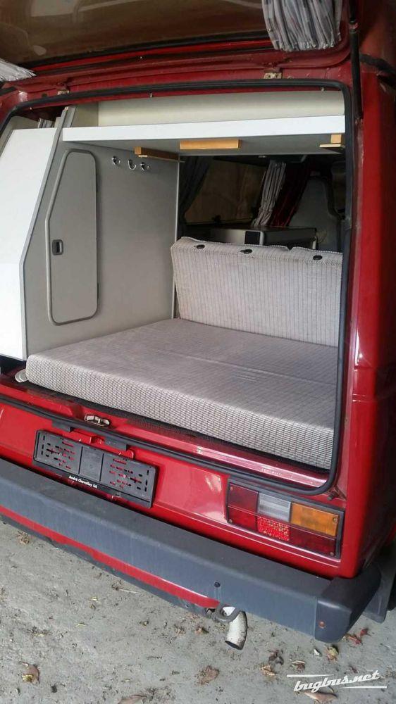 Verkaufe - BUS VW Type 2 T3 Westfalia Joker 1988, CHF 20\'000