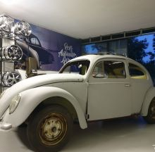 Verkaufe - Vw oval ragtop beetle project, EUR 5700