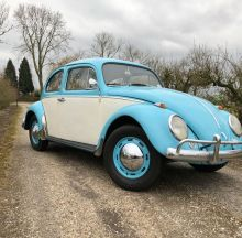 For sale - 1963 two tone RHD Beetle, EUR 7315