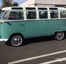 For sale - 1963 VW 23 Window Microbus, CHF 33000