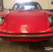 For sale - 1966 Porsche 911 swb 2.0, EUR 36400