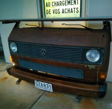 For sale - BAR VW T3 ' rusty ', CHF 1490