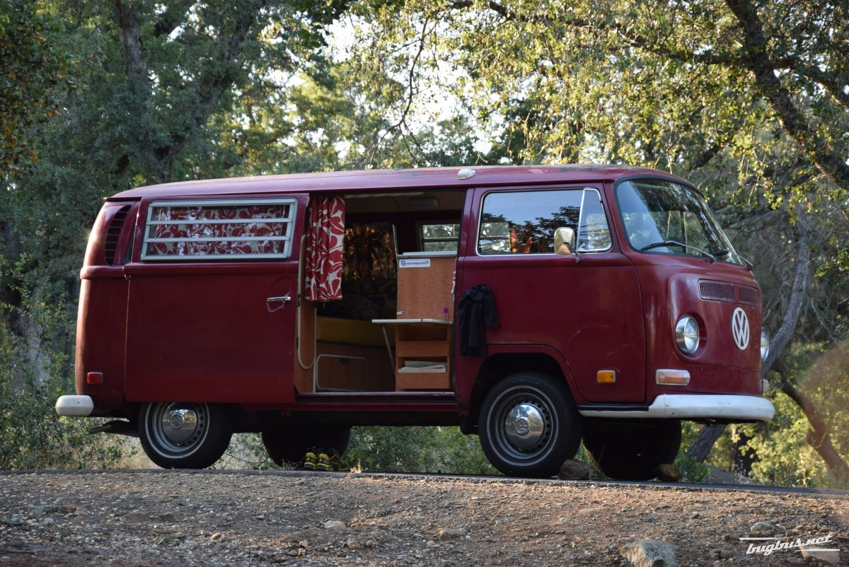 for sale baywindow westfalia tin top 1971 chf 25000. Black Bedroom Furniture Sets. Home Design Ideas