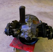 For sale - Brezelkäfer Motor Bj. 1947, CHF 4'500.-