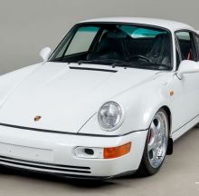 For sale - Porsche 911 964 Carrera RS 3.8, 1993, USD 740000