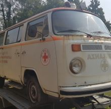 For sale - T2 ambulance 2.0 CJ, EUR 4000