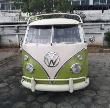For sale - Type 1 combi Camper - 1969 , EUR 38000