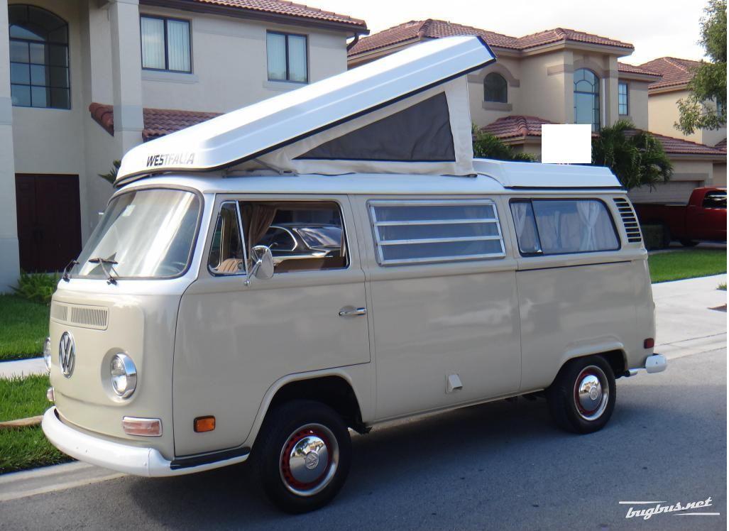for sale volkswagen t2 camper westfalia 1972 eur 8000. Black Bedroom Furniture Sets. Home Design Ideas