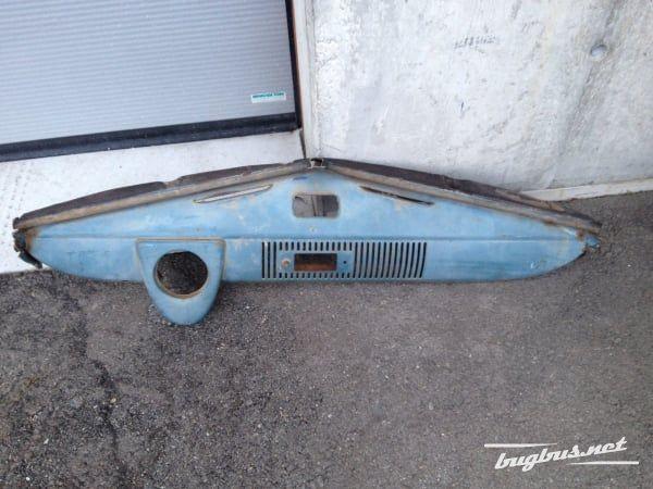 For sale - SOLD - THANX MARIO – VW BUS T1 Armaturenbrett | Dash ... | {Armaturenbrett 22}