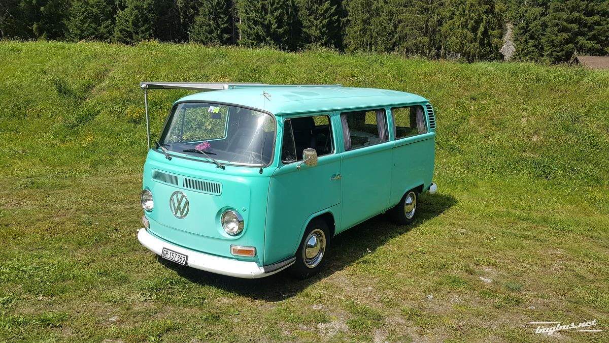 te koop vw bus t2 camper chf 22000. Black Bedroom Furniture Sets. Home Design Ideas