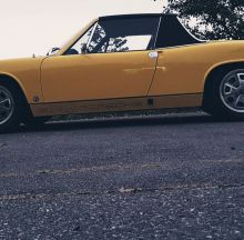For sale - VW Porsche 914 2.0 , CHF 25000