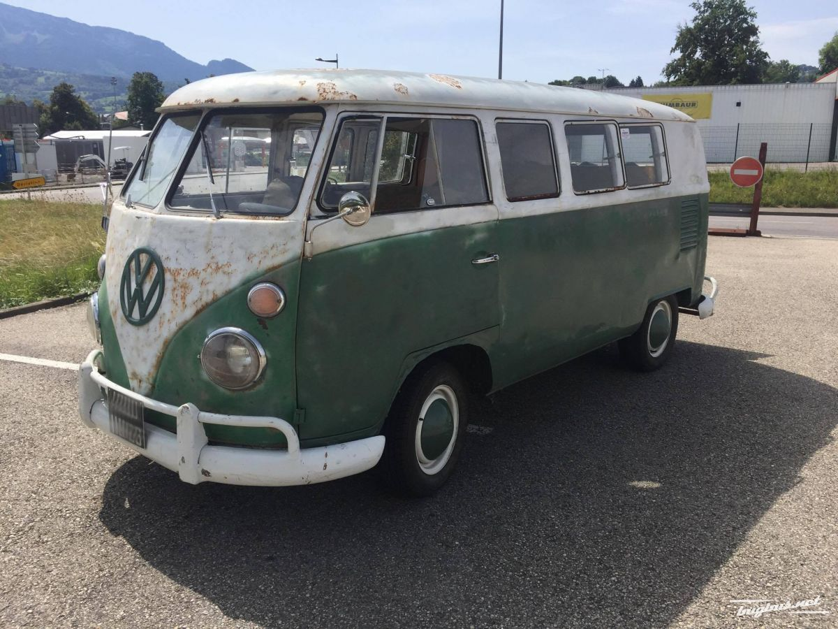 til salg vw split bus 11 window 1967 eur 27500. Black Bedroom Furniture Sets. Home Design Ideas