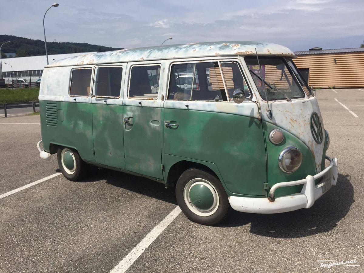 Til salg vw split bus 11 window 1967 eur 27500 for 1967 split window vw bus