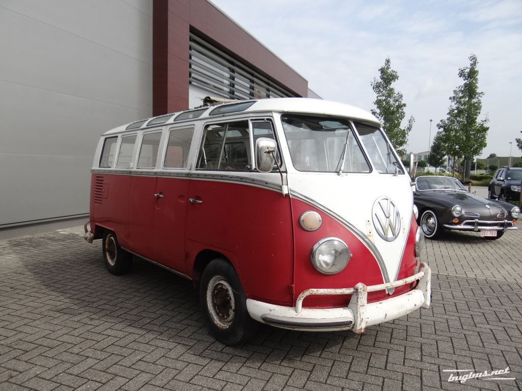 for sale vw t1 samba bus 1965 eur 52900 00. Black Bedroom Furniture Sets. Home Design Ideas