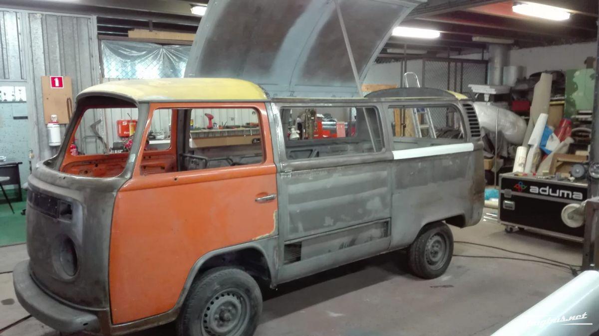 Venda Vw T2 Bay Window Bulli Bar 1 6 Benzin Eur 11500