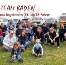 VW-Bus-Team Baden