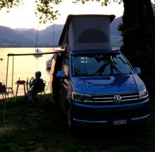 VW T6 California Ocean Moby