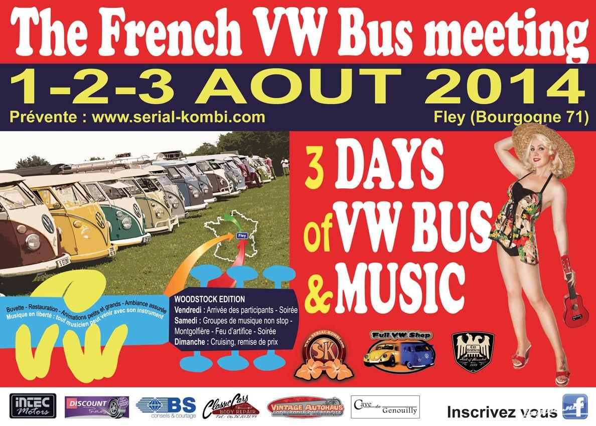 Rencontre bus vw