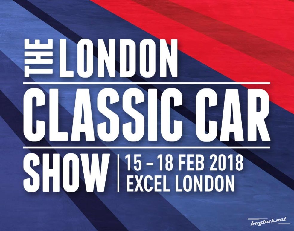 The London Classic Car Show Meeting - London classic car show 2018